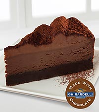 Eli's ® Ghirardelli ® Chocolate Cheesecake