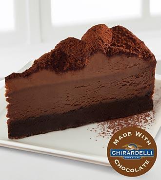 Eli's® Ghirardelli® Chocolate Cheesecake