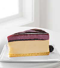 Eli 's ® Cheesecake Blackberry Sour Cream-9