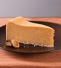 Eli 's ® Harvest Pumpkin Cheesecake - 9