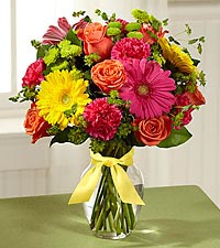 The FTD ® Bright Days Ahead™ Bouquet