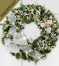 Thinking of You Dried & Preserved Wreath