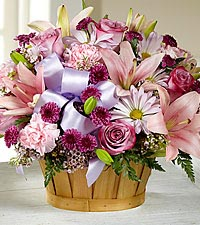 The FTD ® Little Miss Pink™ Bouquet
