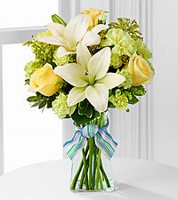 The Boy-Oh-Boy™ Bouquet by FTD ® - VASE INCLUDED