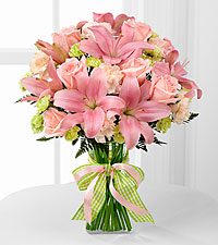 The Girl Power™ Bouquet by FTD ® - VASE INCLUDED
