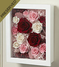 Forever Flowers Everlasting Rose Box