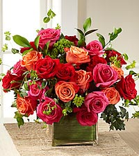 The FTD ® Lush Life™ Rose Bouquet