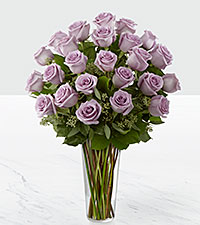 The Lavender Rose Bouquet by FTD&reg; - VASE INCLUDED