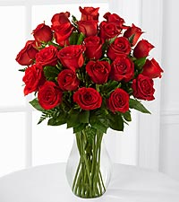 The Blooming Masterpiece™ Bouquet by FTD ® - VASE INCLUDED