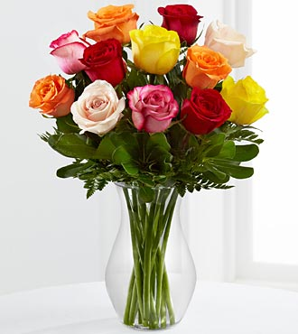 The FTD&reg; Enchanting Rose&trade; Bouquet