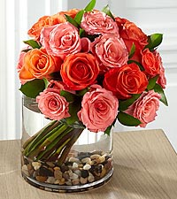 The FTD ® Blazing Beauty™ Rose Bouquet