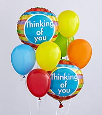 The Thinking of You Balloon Bunch by FTD®