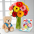 Get Well Soon Ultimate Gift - VASE INCLUDED