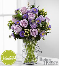The FTD ® Spring Style Bouquet by Better Homes and Gardens ® - VASE INCLUDED