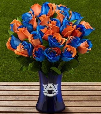 The FTD� Auburn University� Tigers� Rose Bouquet