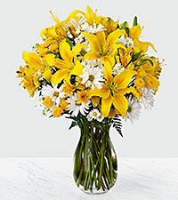Come Rain or Come Shine Bouquet - VASE INCLUDED