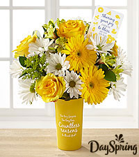 DaySpring ® Baby Blessings Bouquet