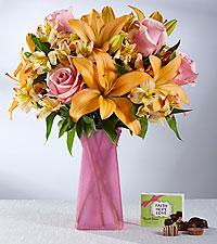 The FTD ® Bright Blessings Bouquet