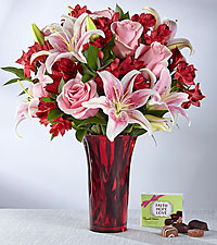 The FTD ® Flowers of Faith Bouquet