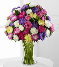 Dream a Little Dream Kralen Aster Bouquet