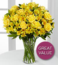 The FTD® Citrus Burst Bouquet