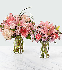 Double the Love Mother's Day Bouquet Duo