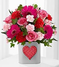 Valentine Flower Bouquet 2017 Flowers Bouquets FK330_200x225.jpg