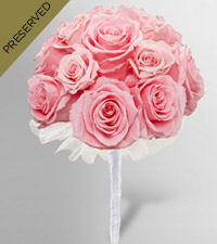 Keepsake Roses&trade; Pink Nosegay by FTD&reg;