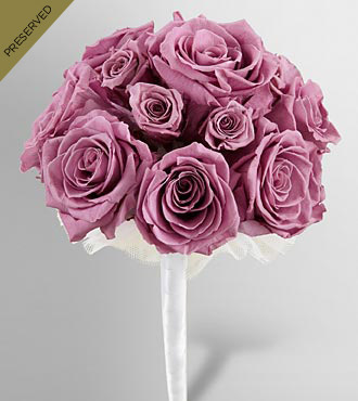 Keepsake Roses&trade; Lavender Nosegay by FTD&reg;