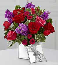 Open Your Heart Bouquet - VASE INCLUDED