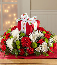 Christmas Presence Centerpiece