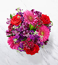 Lucky in Love Bouquet - No Vase