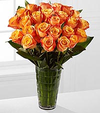 Elite™ Adventure Rose Bouquet -18-inch Roses
