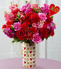 Heart of Hearts Valentine 's Day Bouquet