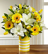 You are My Sunshine Mother 's Day Bouquet - VASE INCLUDED