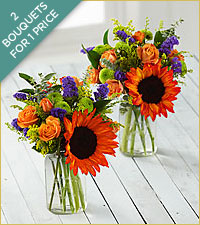 Happy Homecomings Bouquets - JARS INCLUDED