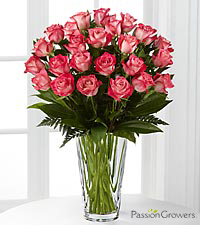 Passion&trade; for Beauty Rose Bouquet of 20-inch Roses