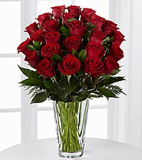 Passion ™ for Romance Rose Bouquet of 20-inch Roses