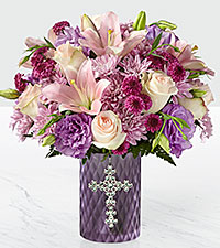 The FTD ® God 's Gifts™ Bouquet - VASE INCLUDED