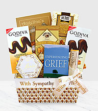 Healing and Hope Sympathy Gift Basket