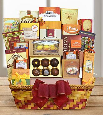 Grand Gathering Basket - Good