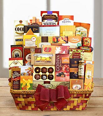 Grand Gathering Basket - Best