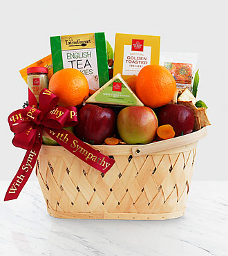California Fruitful Greeting Gourmet Basket - Good