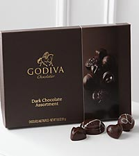 Godiva&reg; Dark Chocolate Gift Box - 27-pieces