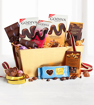 Godiva&reg; Milk Chocolate Expressions