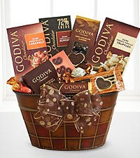 Godiva&reg; Dark Chocolate Decadence
