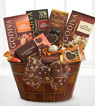 Godiva® Dark Chocolate Decadence