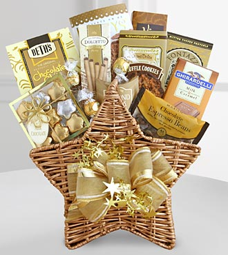 Shining Star Gourmet Basket - Best