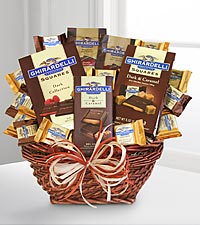 Ghirardelli&reg; Dark Chocolate Supreme