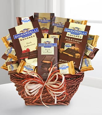 Ghirardelli® Dark Chocolate Supreme